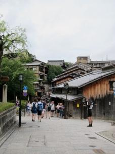 A scenic street at Nene-no-Michi.
